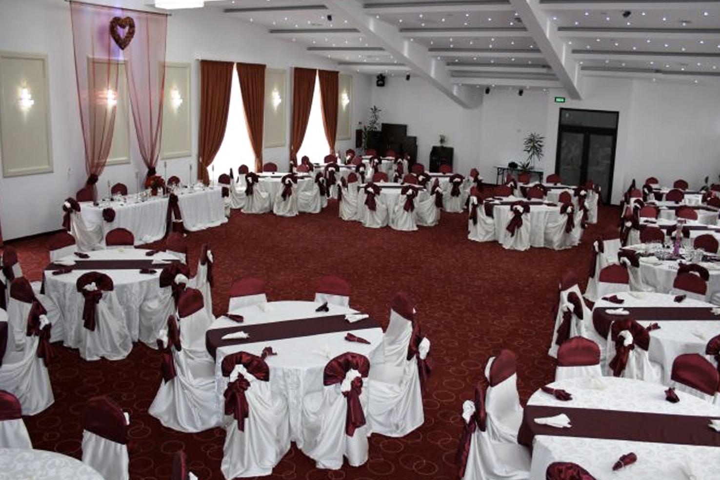 salon de nunti spatios